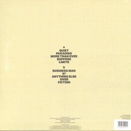 Fews - Into Red - Ltd Ed 180G Red Vinyl, Play It Again Sam, 2019