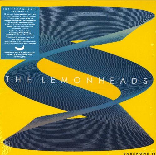 Lemonheads - Varshons 2 - Ltd Ed, Green, Colored Vinyl, Fire Records, 2019