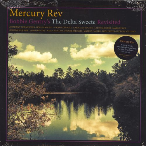 Mercury Rev - Bobbie Gentry's The Delta Sweete Revisited - Vinyl, LP, PTKF, 2019
