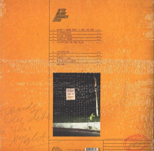 Better Oblivion Community Center - s/t - Vinyl, LP, Phoebe Bridgers, Dead Oceans, 2019
