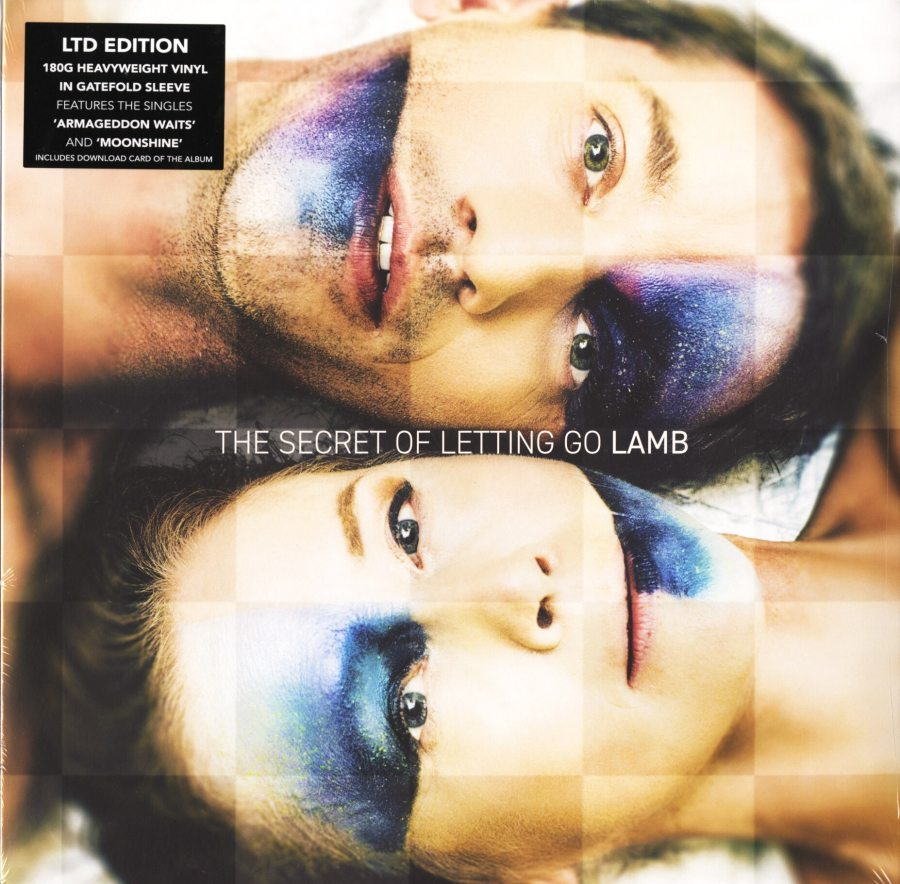 LAMB - The Secret Of Letting Go - 2XLP, Cooking Vinyl, NM- Jacket, 2019