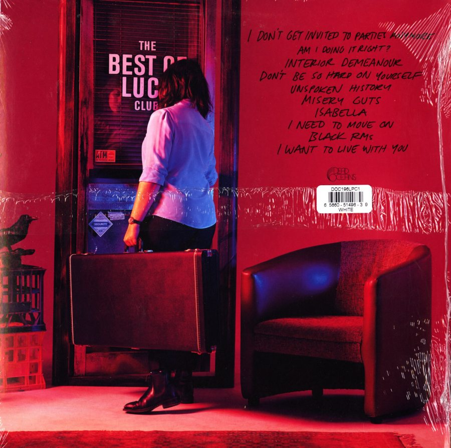 Alex Lahey - The Best Of Luck Club - Limited Edition, Colored Vinyl, Dead Oceans, 2019