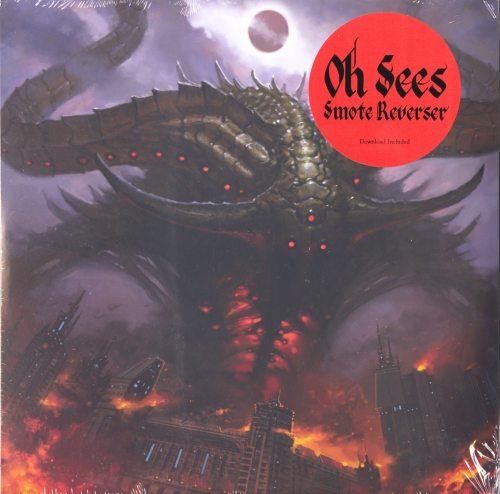 Oh Sees - Smoke Reverser - 2XLP, Black Vinyl, Castleface Records, 2018