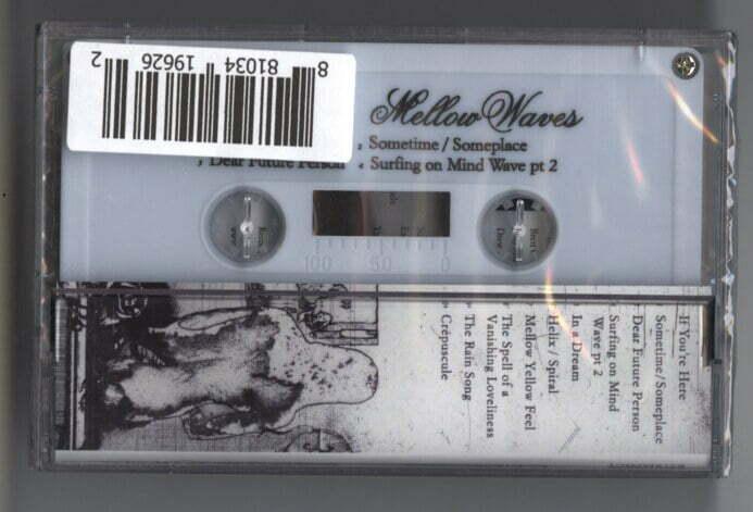Cornelius - Mellow Waves - Cassette, Rostrum Records, 2019