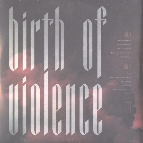 Chelsea Wolfe - Birth Of Violence - Limited Edition, Red, Colored Vinyl, LP, Sargent House, 2019