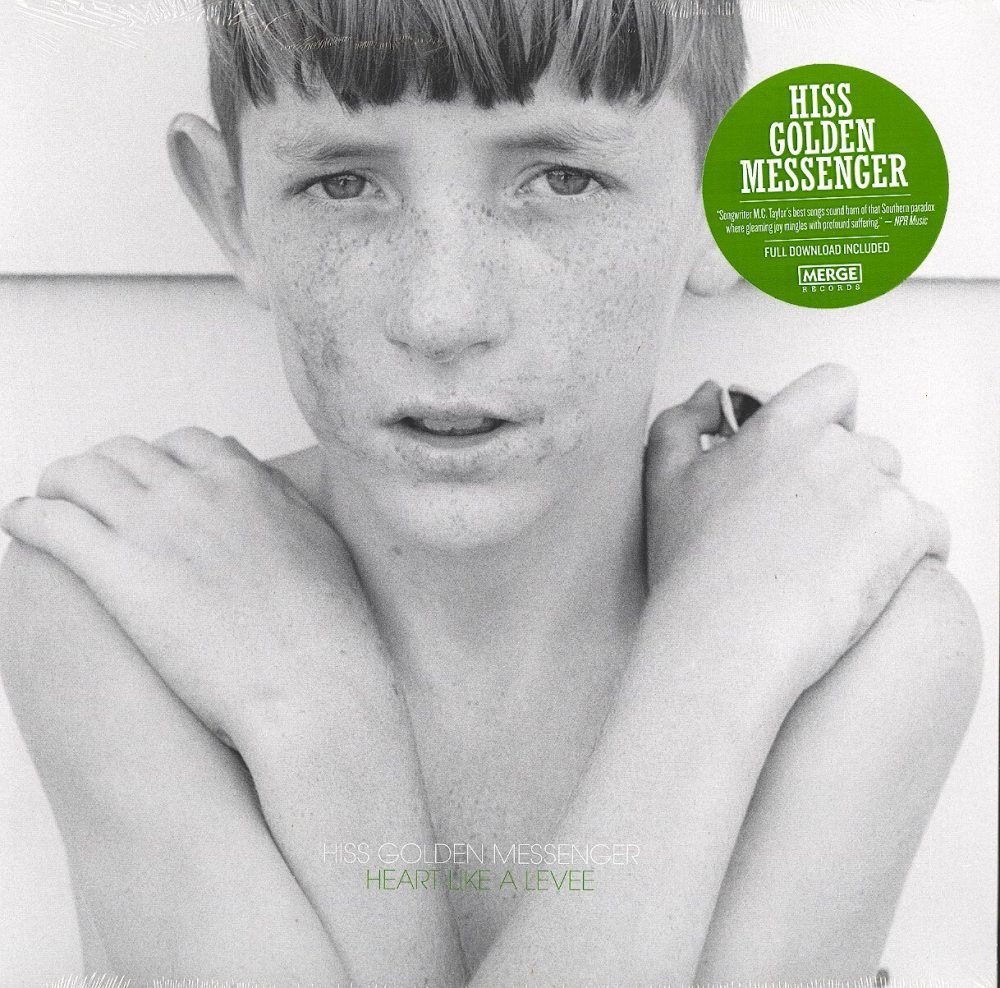 Hiss Golden Messenger - Heart Like A Levee - Vinyl, LP, Gatefold Jacket, Merge Records, 2016