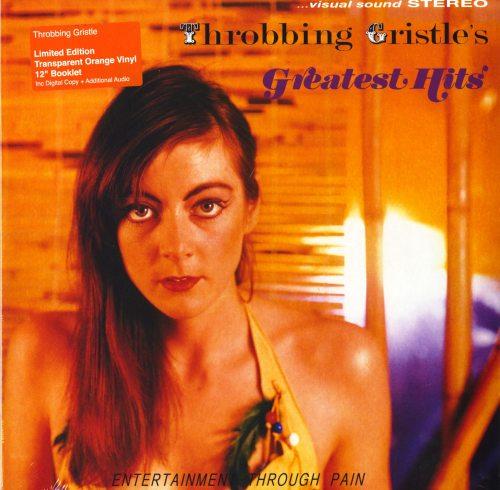 Throbbing Gristle - Greatest Hits - Ltd Ed, Orange, Colored Vinyl, LP, Mute U.S., 2019
