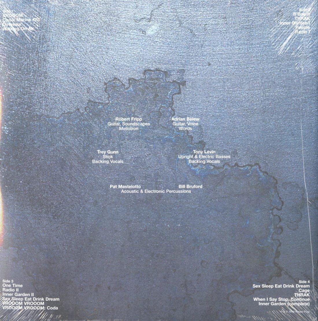 King Crimson - Thrak - 200 Gram, Double Vinyl, w Vroom, Panegyric, 2019