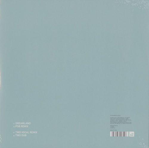 "Pet Shop Boys - Dreamland - 12"" Vinyl Single with Remixes - X2 - 2019"
