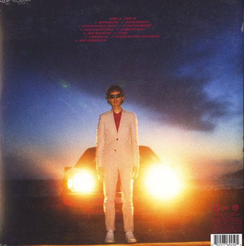 Beck - Hyperspace - Limited Edition, Silver, Colored Vinyl, LP, Captiol, 2019