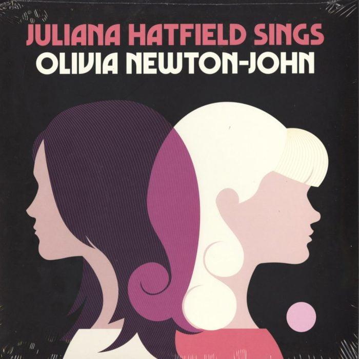 Juliana Hatfield - Sings Olivia Newton-John - Limited, Pink Vinyl, LP, American Laundromat Records, 2019