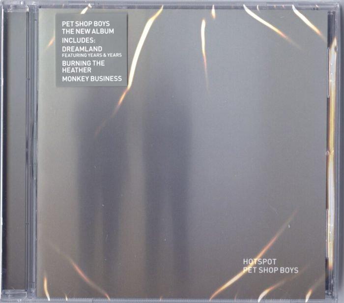 Pet Shop Boys – Hotspot – CD, Compact Disc, X2, Import, 2020, New Release