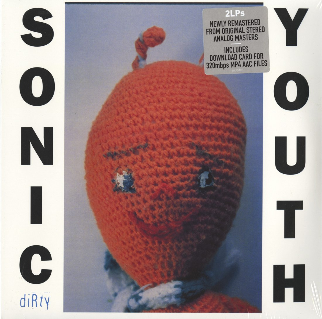 Sonic Youth - Dirty - Analog Remastered, Double Vinyl, Goofin' Records, 2016