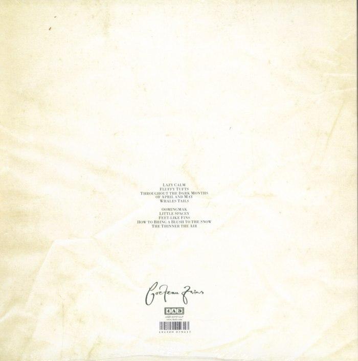Cocteau Twins - Victorialand - 180 Gram, Remastered, Reissue, Vinyl, LP, 4AD, 2020