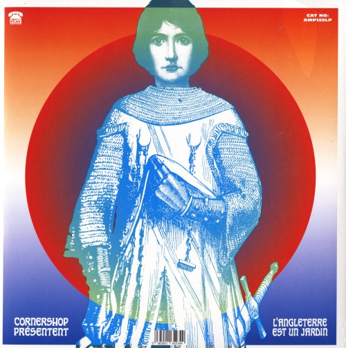 Cornershop - England Is A Garden - Ltd Ed, Green, Blue, Colored Vinyl, Ample Play Records, 2020