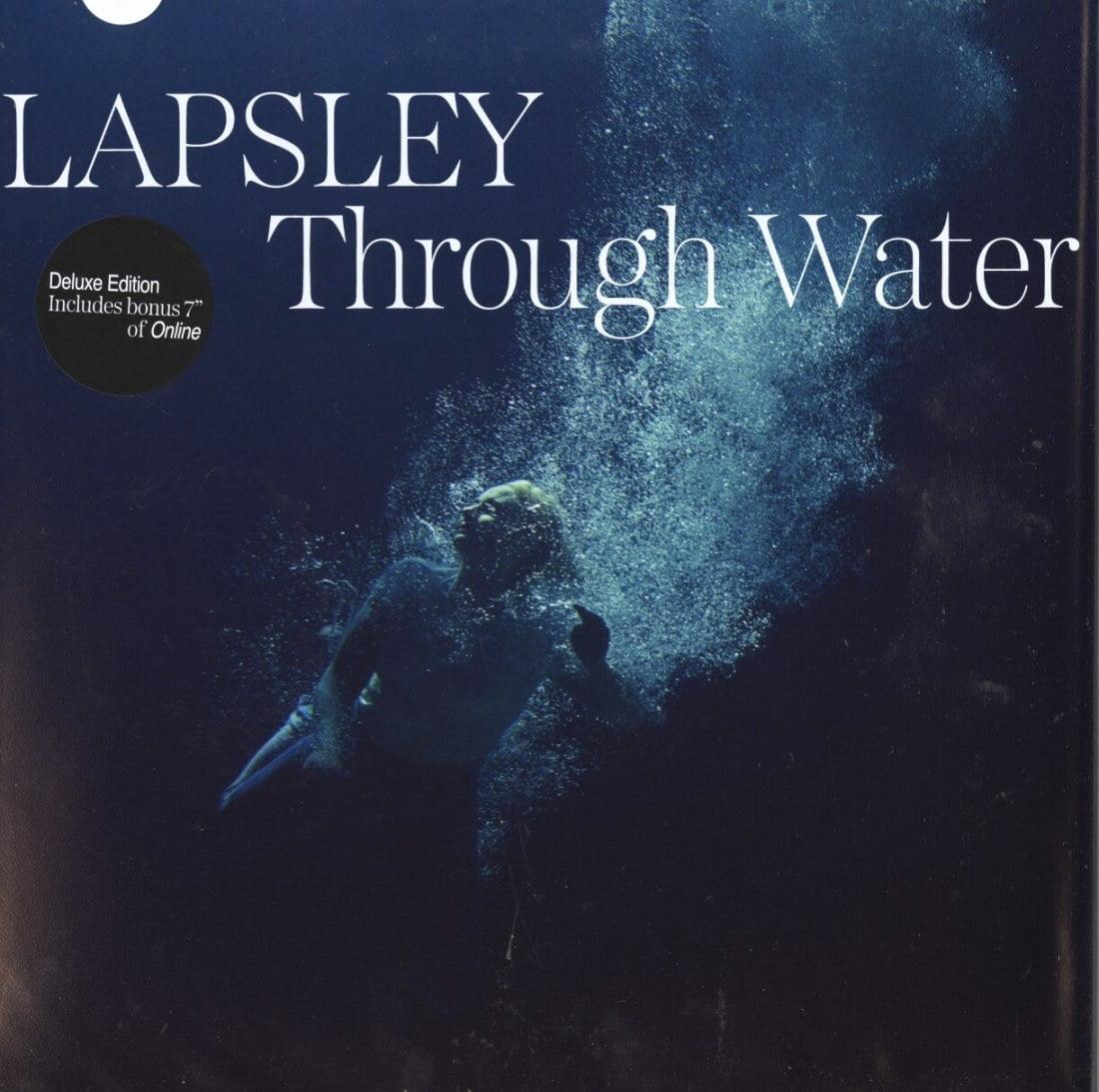 "Lapsley - Through Water - Deluxe Edition, Vinyl, LP, Poster, Bonus 7"", XL Recordings, 2020"