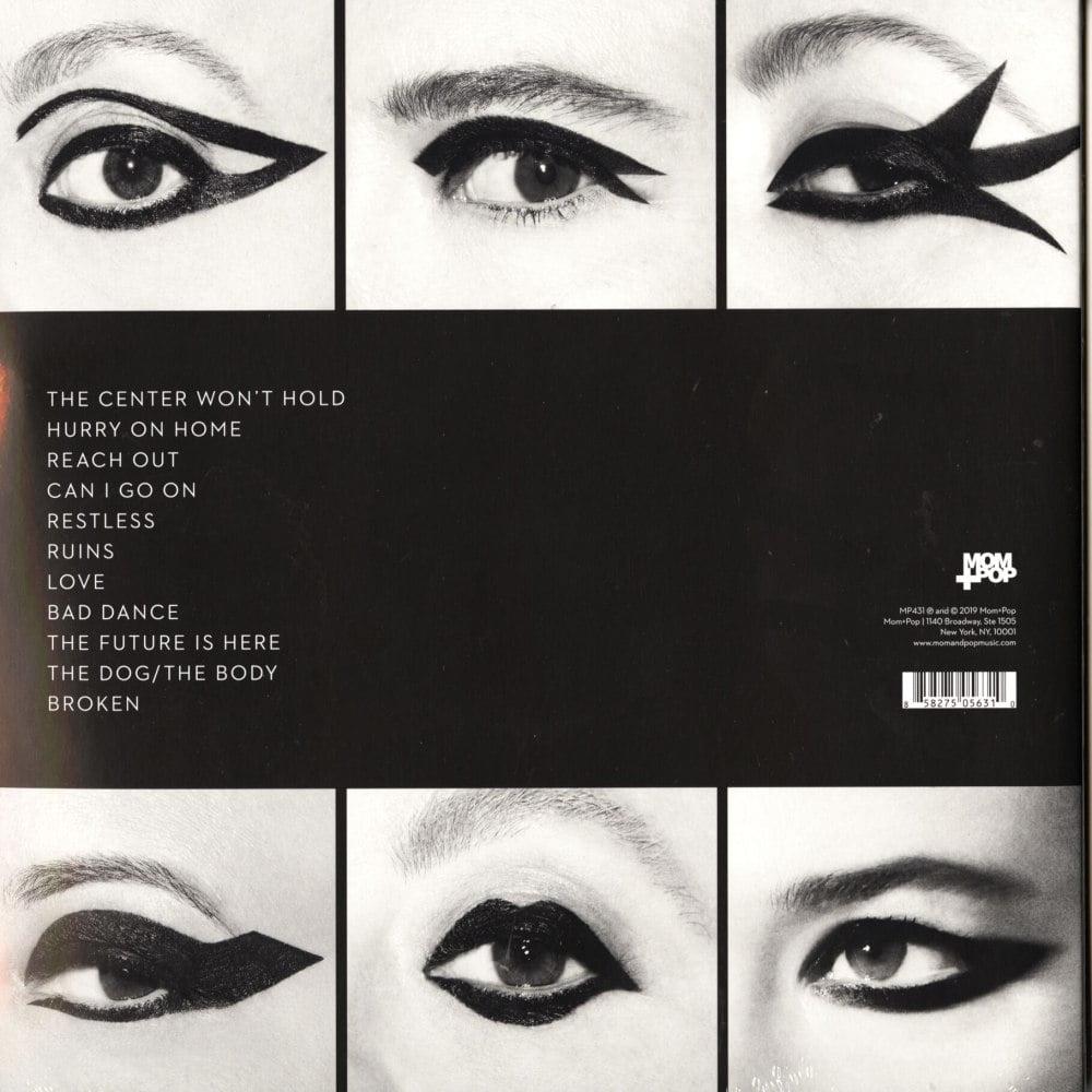 """Sleater-Kinney - Center Won't Hold - Ltd Ed, Vinyl, LP w/Bonus 7"""" Single, Mom & Pop, 2019"""