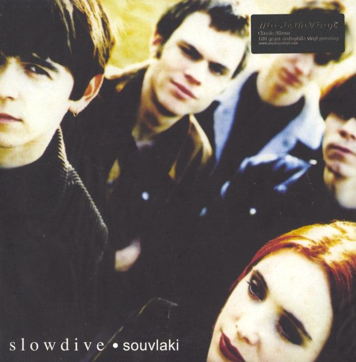 Slowdive - Souvlaki - 180 Gram, Black Vinyl, LP, Reissue, Music On Vinyl, Import, 2020
