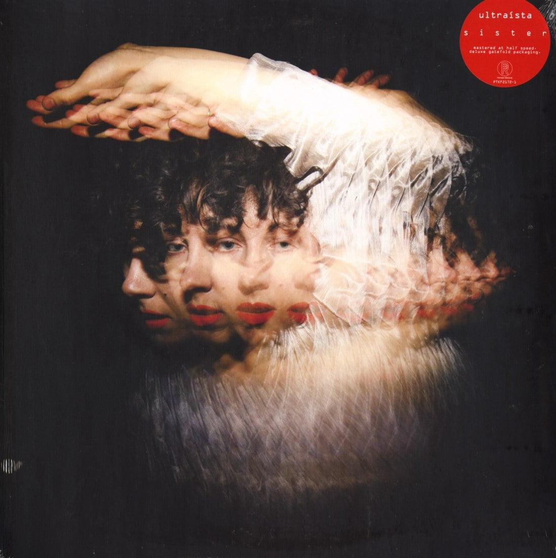 Ultraista - Sister - Vinyl, LP, Gatefold Jacket, Partisan Records, 2020