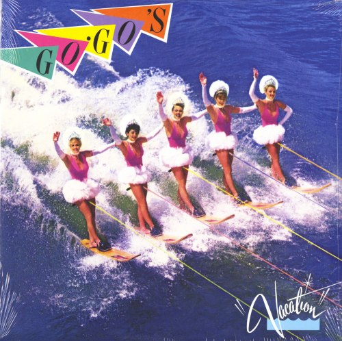 The Go-Go's - Vacation - Vinyl, LP, IRS Records, 2017