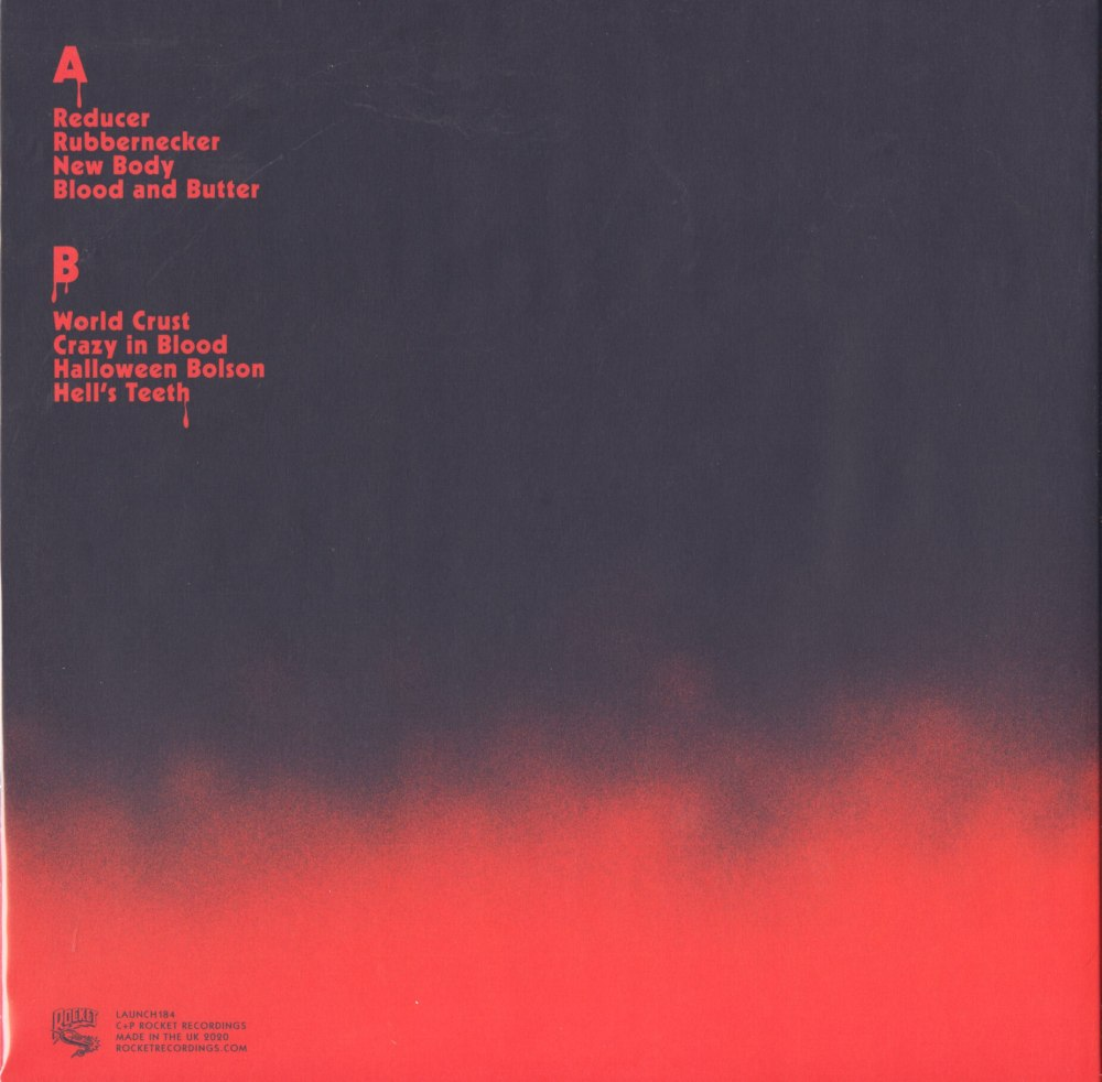 Pigs Pigs Pigs Pigs Pigs Pigs Pigs - Viscerals - Ltd Ed, Blood and Guts, Colored Vinyl, Rocket Recordings, 2020