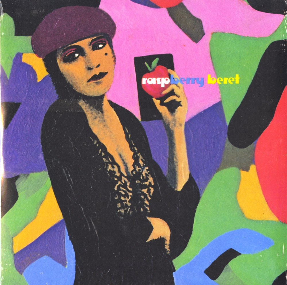 """Prince and The Revolution - Raspberry Beret - 12"""", Maxi-Single, Warner Brothers, 2016"""