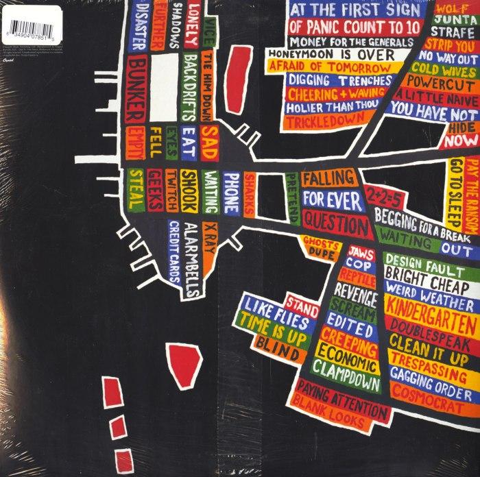 Radiohead - Hail To The Thief - 180 Gram, 2XLP, Double Vinyl, XL Recordings, Reissue, 2016