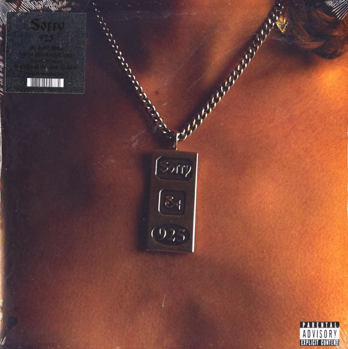 Sorry - 925 - Limited Edition, Silver, Colored Vinyl, LP, Domino, 2020