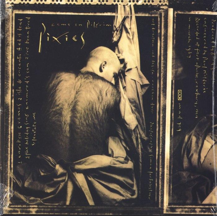 Pixies - Come On Pilgrim - 180 Gram, Vinyl, EP, Reissue, 4AD, 2004