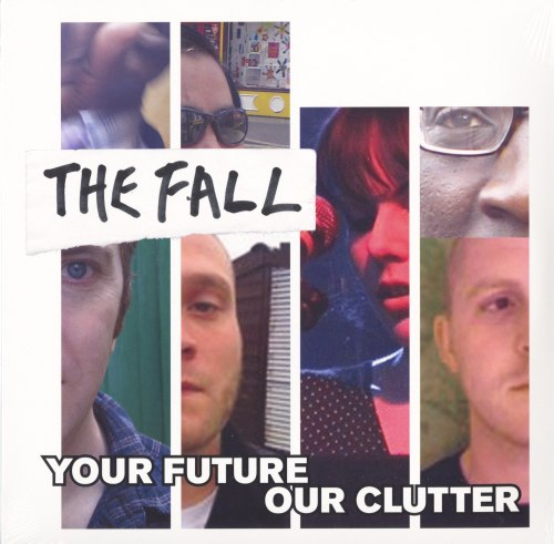 The Fall - Your Future, Our Clutter, Double Vinyl, LP, Domino, 2020