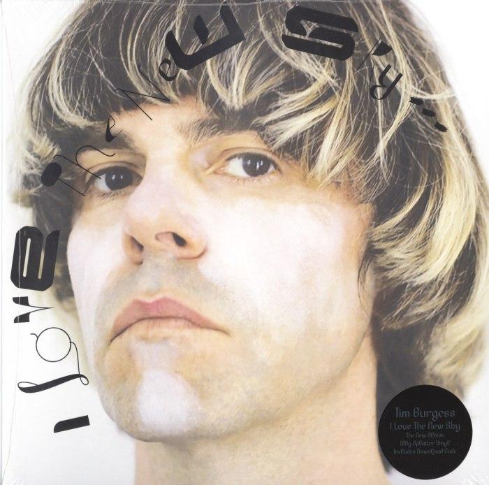 Tim Burgess - I Love The New Sky - Splatter, Colored Vinyl, LP, Bella Union, 2020