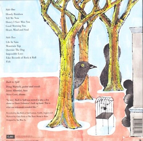 Built To Spill - Plays The Songs Of Daniel Johnston - Vinyl, LP, Ernest Jenning, 2020