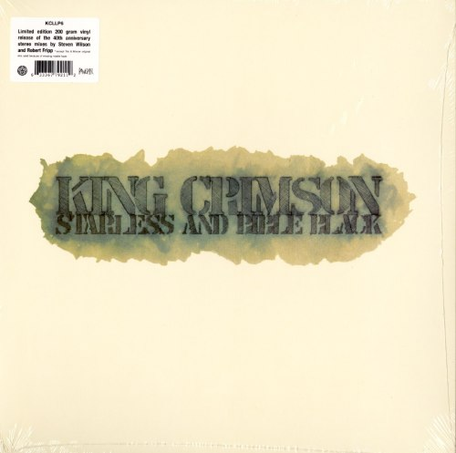 King Crimson – Starless & Bible Black – Limited Edition, 200 Gram, Vinyl, LP, Remixed, 2020