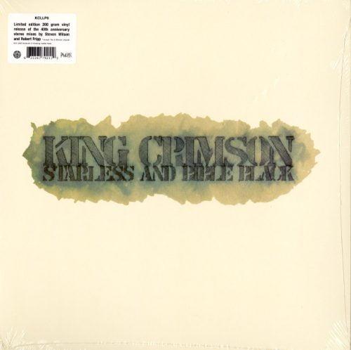 King Crimson – Starless & Bible Black – Limited Edition, 200 Gram, Vinyl, LP, Remixed, 2020