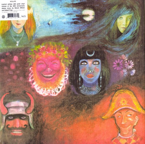 King Crimson - Wake - Limited Edition, 200 Gram, Vinyl, LP, Remixed, 2020