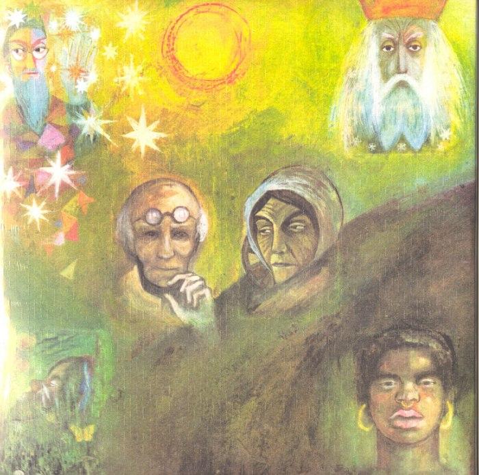 King Crimson - Wake - Limited Edition, 200 Gram, Vinyl, LP, Remixed, 2020