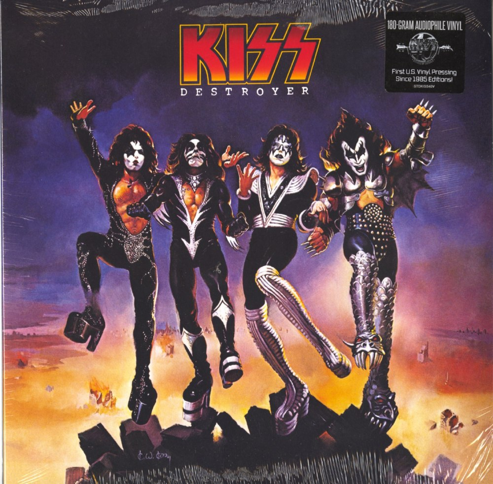 Limited Edition , 180 Gram, Vinyl, LP, Reissue, Universal, 2014