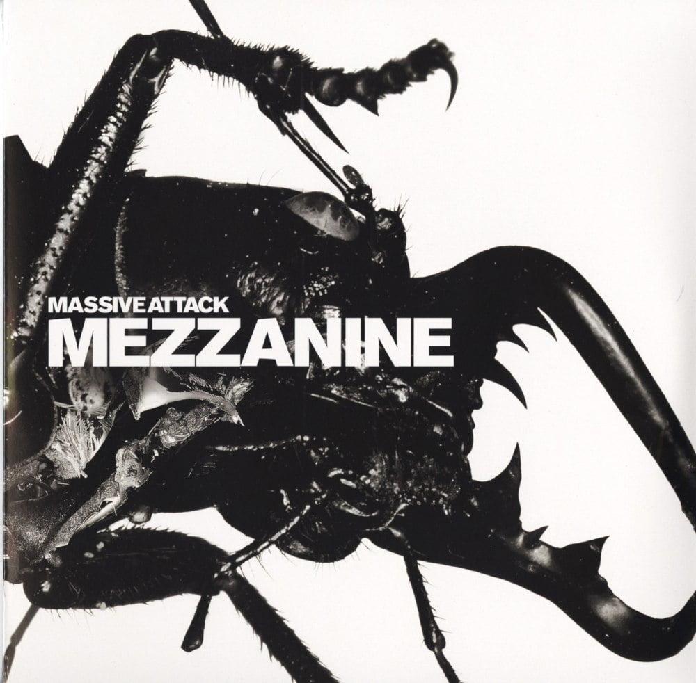 Massive Attack - Mezzanine - 180 Gram, Double Vinyl, LP, Reissue, Virgin Records, 2017