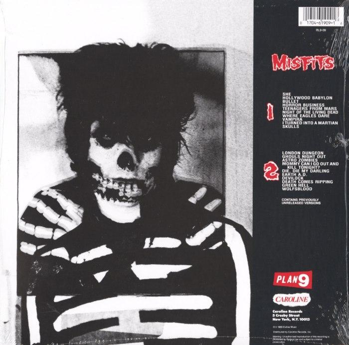 Misfits - Misfits Collection - Vinyl, LP, Reissue, Plan 9 Records