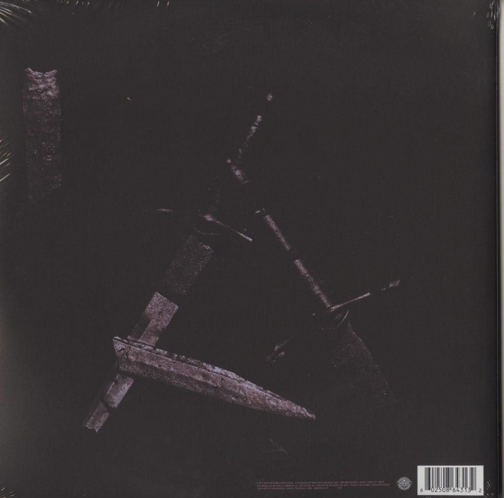 Post Malone - Hollywood's Bleeding - Double Vinyl, LP, Republic Records, 2020 - CORNER BUMPS