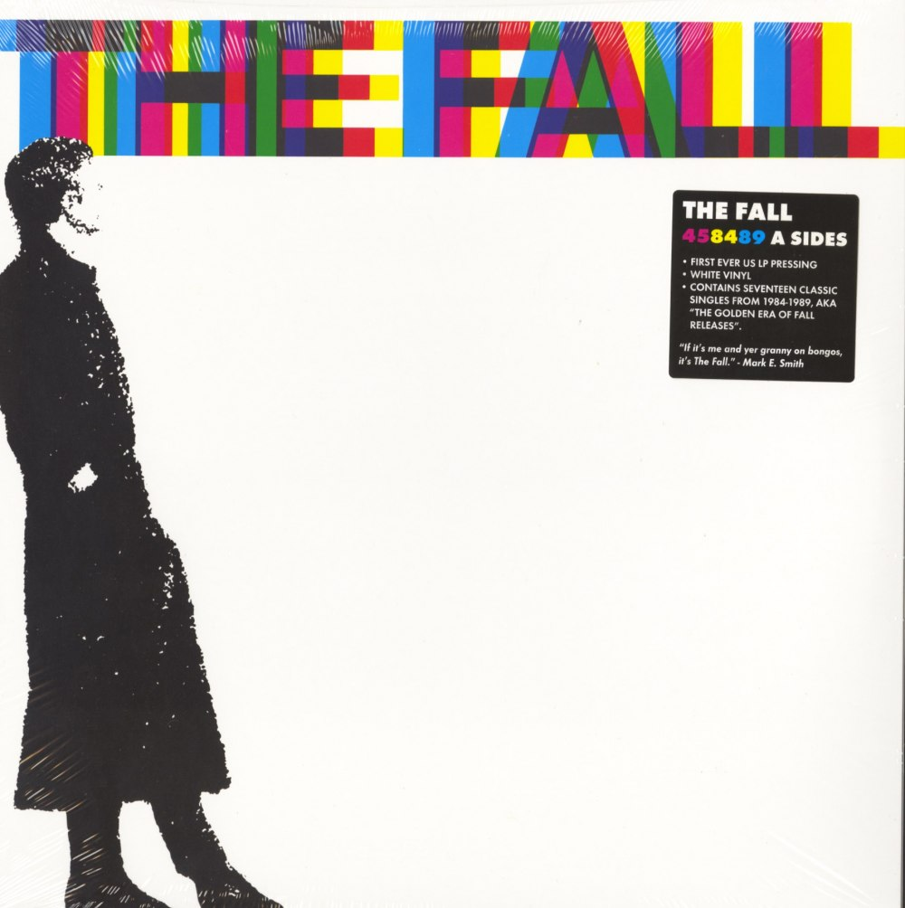 The Fall - 45 84 89 A Sides - Vinyl, LP, Reissue, Beggars Banquet, 2018