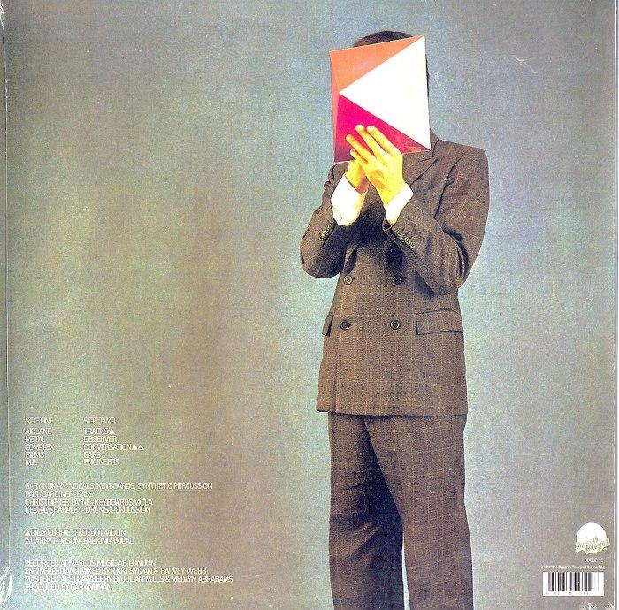 Gary Numan - The Pleasure Principle - Vinyl, LP, Reissue, Beggars Banquet, 2015