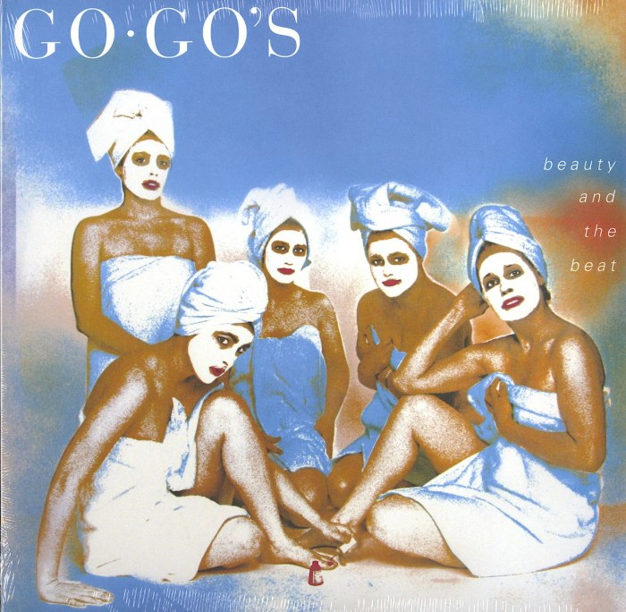 Go-Go's - Beauty And The Beat - Vinyl, LP, Reissue, Capitol Records, 2020