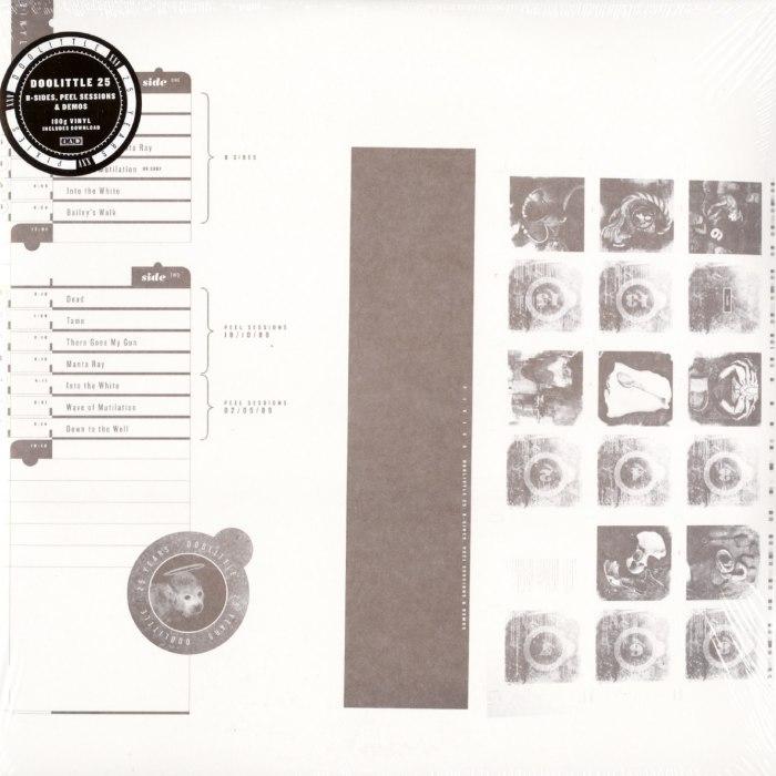 Pixies - Doolittle 25: B-Sides Peel Sessions & Demos - 180 Gram, Triple Vinyl, LP, 4AD, 2015