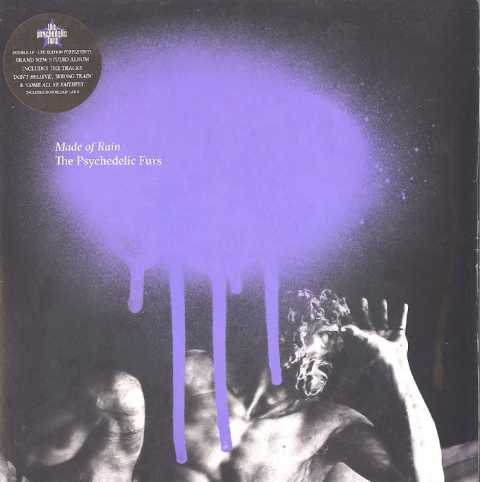 Psychedelic Furs - Made Of Rain - Limited Edition, Purple Vinyl, LP, Cooking Vinyl, 2020