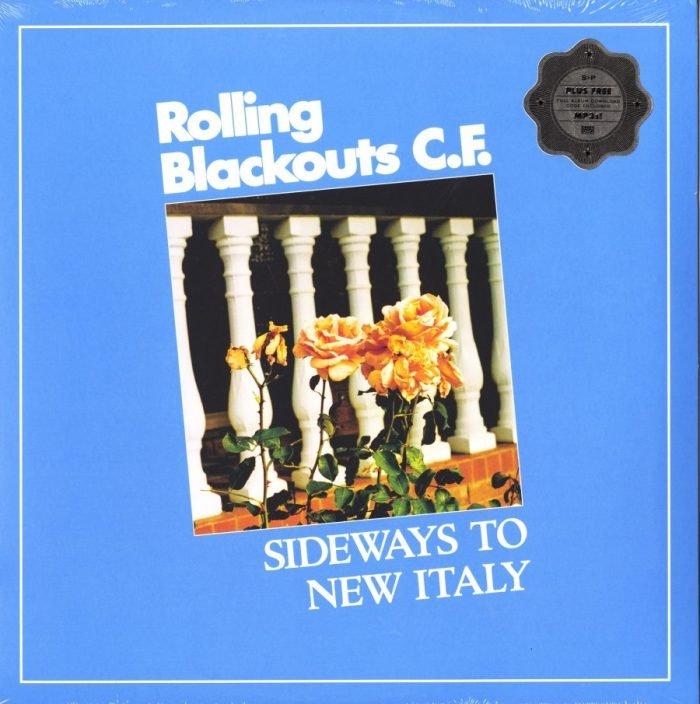 Rolling Blackouts C.F. - Sideways To New Italy - Vinyl, LP, Sub Pop Records, 2020