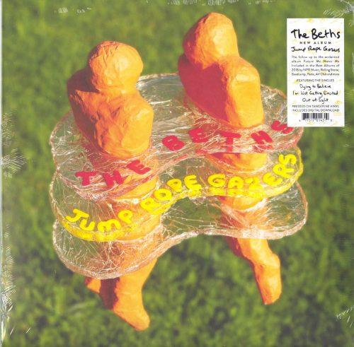 Beths - Jump Rope Gazers - Tangerine Colored Vinyl, LP, Carpark Records, 2020