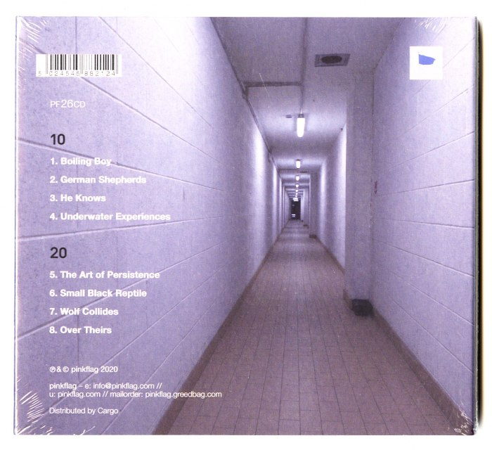 Wire - 10:20 - CD, Compact Disc, Pinkflag, 2020