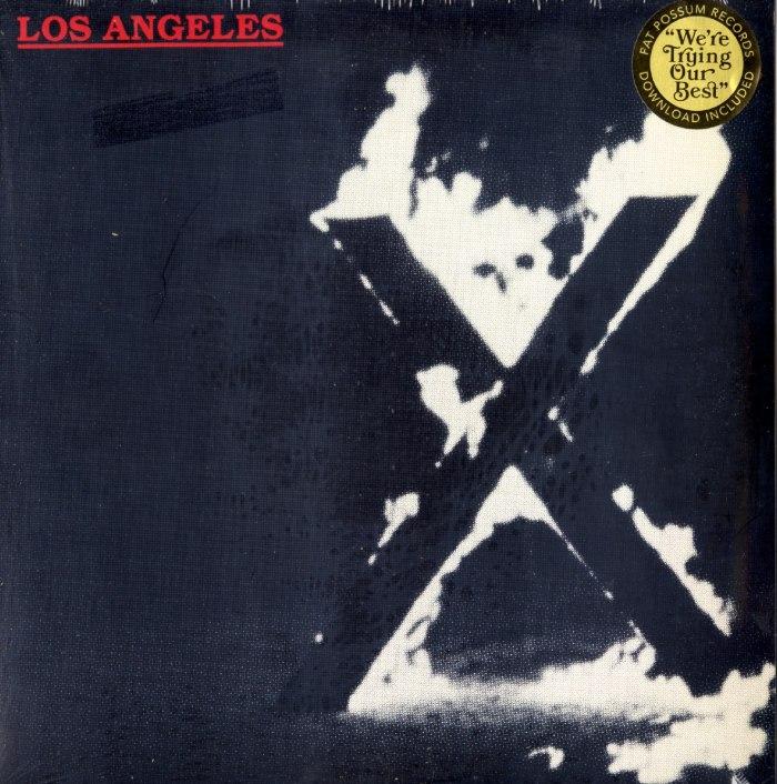 X - Los Angeles - Vinyl, LP, Reissue, Fat Possum Records, 2019
