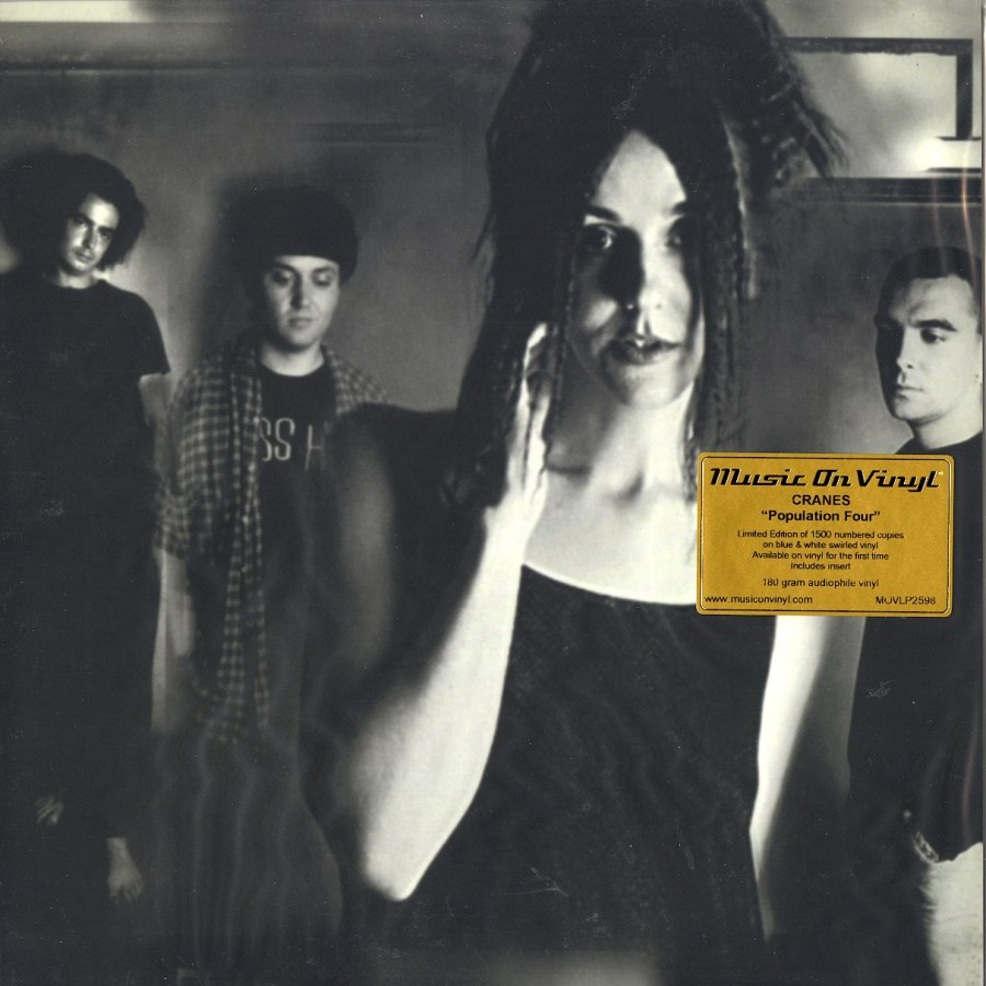 Cranes - Population Four - Limited Edition, Colored Vinyl, LP, Music On Vinyl, 2020